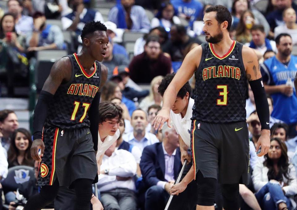 Атланта лос анджелес баскетбол прогноз