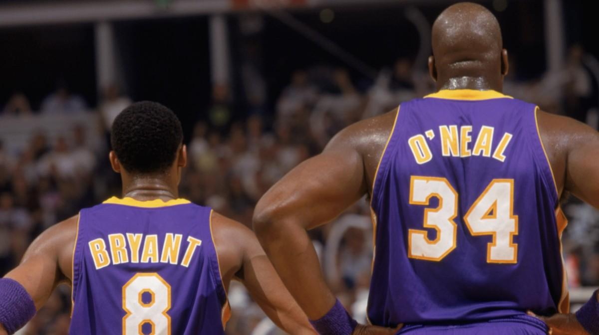 NBA Champions - LA Lakers (2002) WEB-DLRip