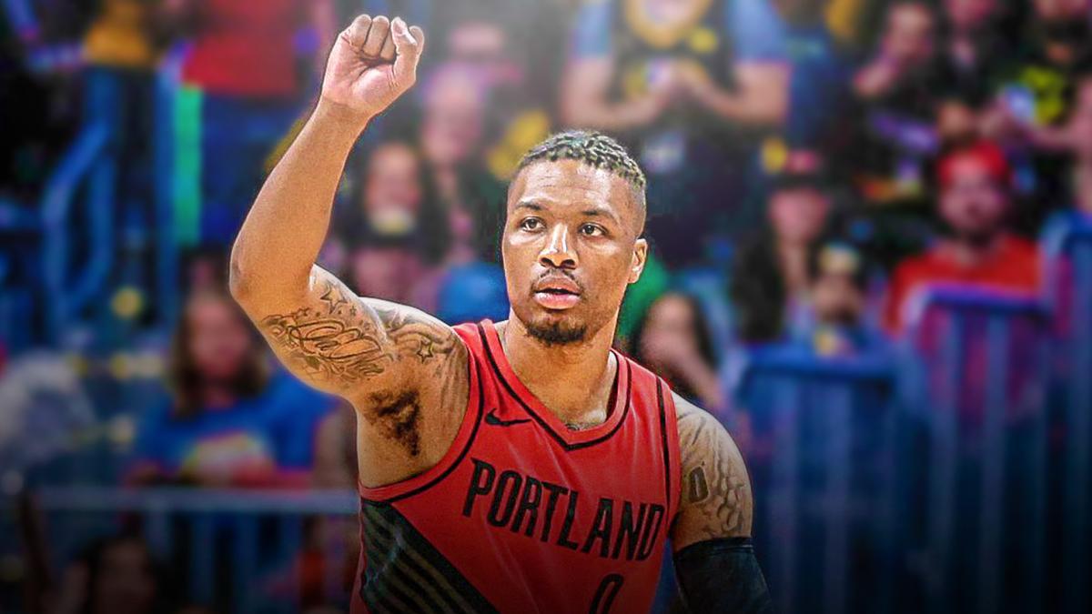 Лиллард  Я заточен на то, чтобы отыгрываться в таких ситуациях - НБА ... 262ca78edbc