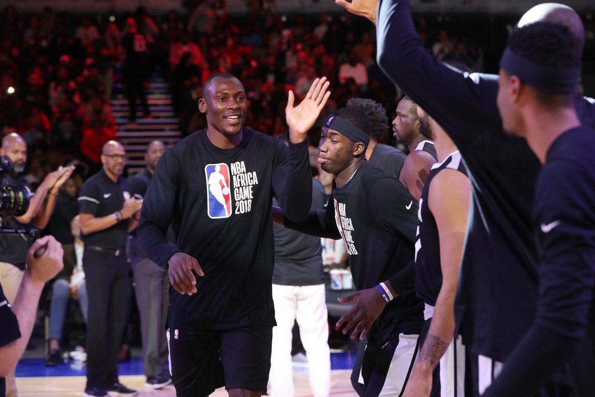 Кино про негра искавший африке его игрока в баскетбол