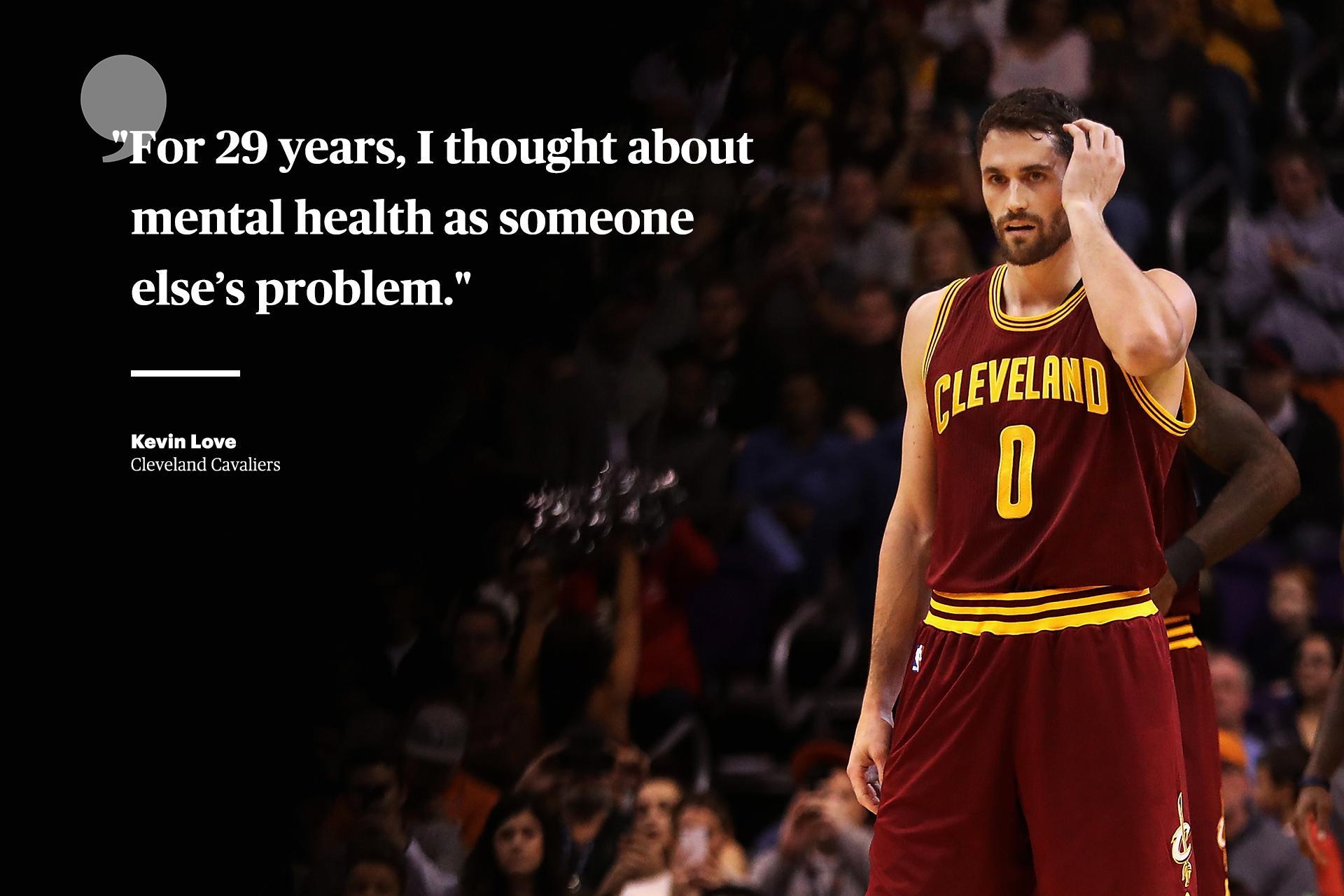 Мужчины плачут. Откуда у миллионеров из НБА берется депрессия