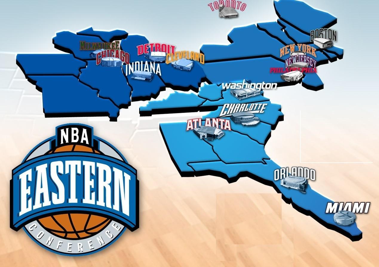 Шесть причин следить за Востоком НБА