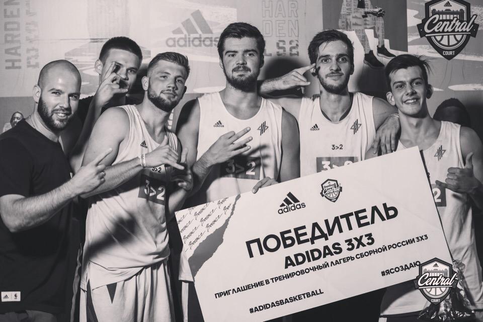 С adidas Central Court - в сборную России?