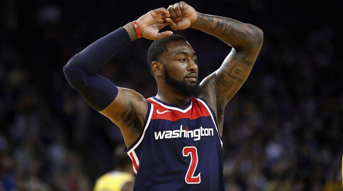d31c725b Джон Уолл перенесет операцию и пропустит остаток сезона - НБА - Slamdunk.ru  | Баскетбол | Стритбол | NBA