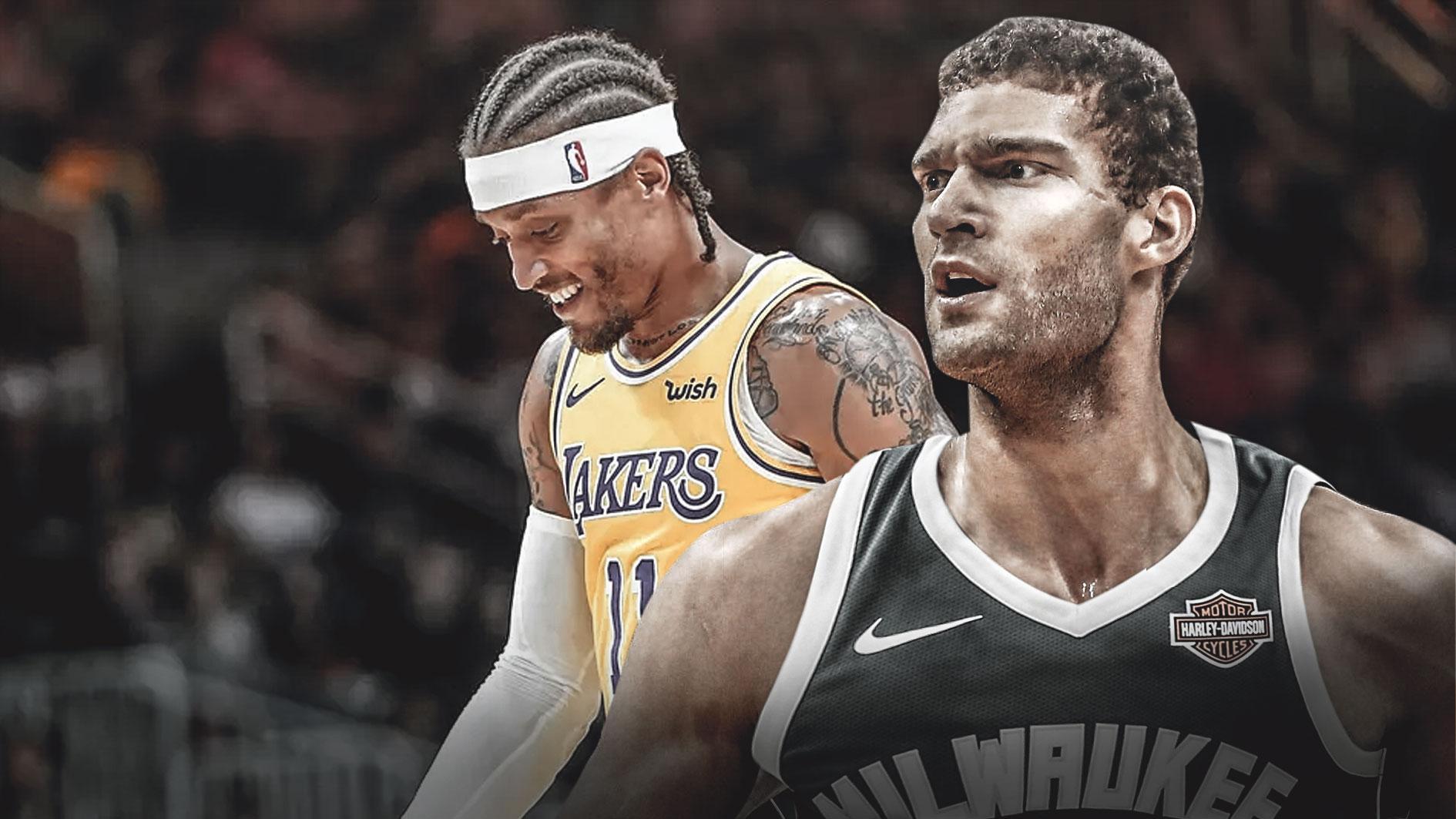 """""""Милуоки"""" и Брук Лопес рвут шаблоны НБА"""