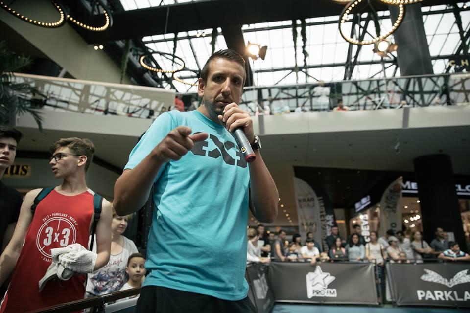 """Козмин Петреску: """"Баскетбол 3х3 будет бесконечной вечеринкой на Олимпиаде в Токио"""""""
