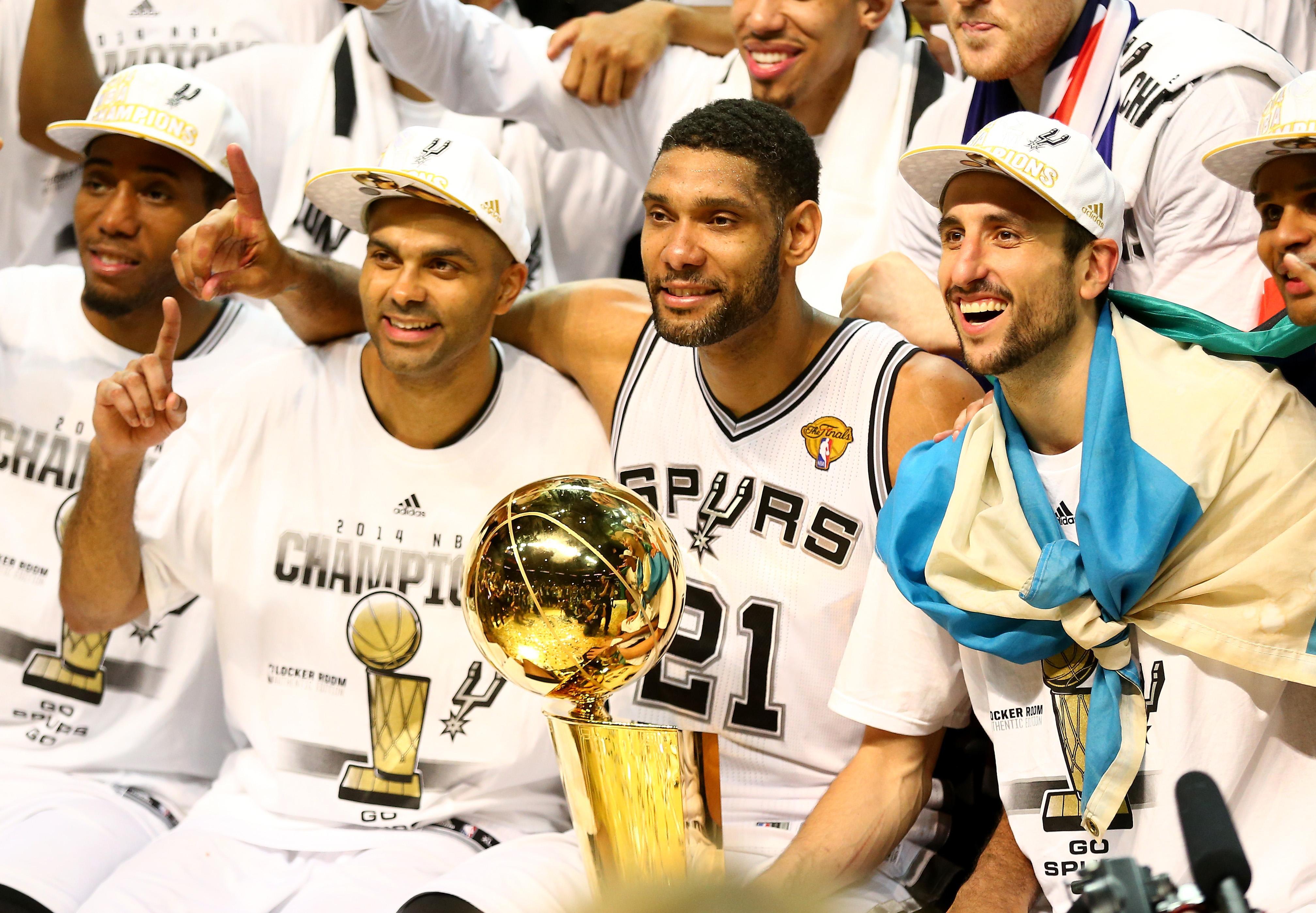 Топ-5 самых значимых событий в карьере Тони Паркера в НБА