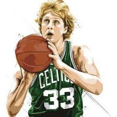 Larry Bird33