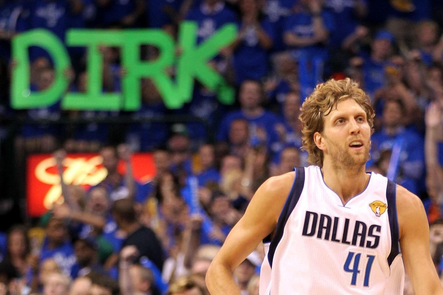Прощай Дирк   Самые значимые события в карьере Новицки в НБА