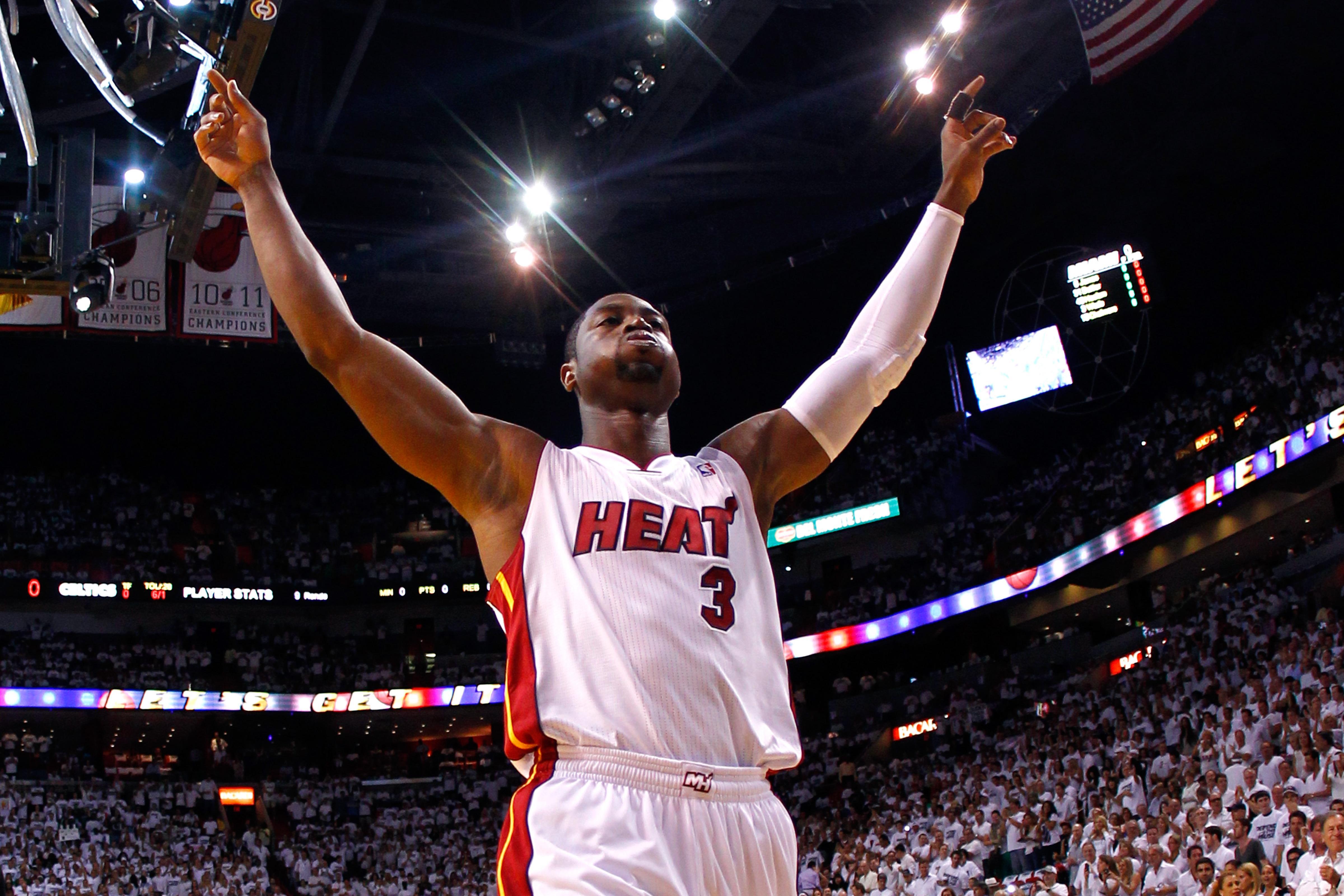 """Прощай """"Флэш""""   Самые значимые события в карьере Дуэйна Уэйда в НБА"""