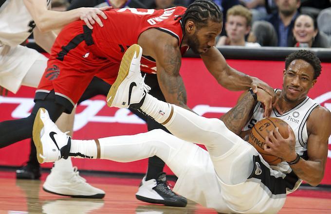Кавай лучший игрок НБА? Или даже новый Джордан? Переживет Дерозан это?
