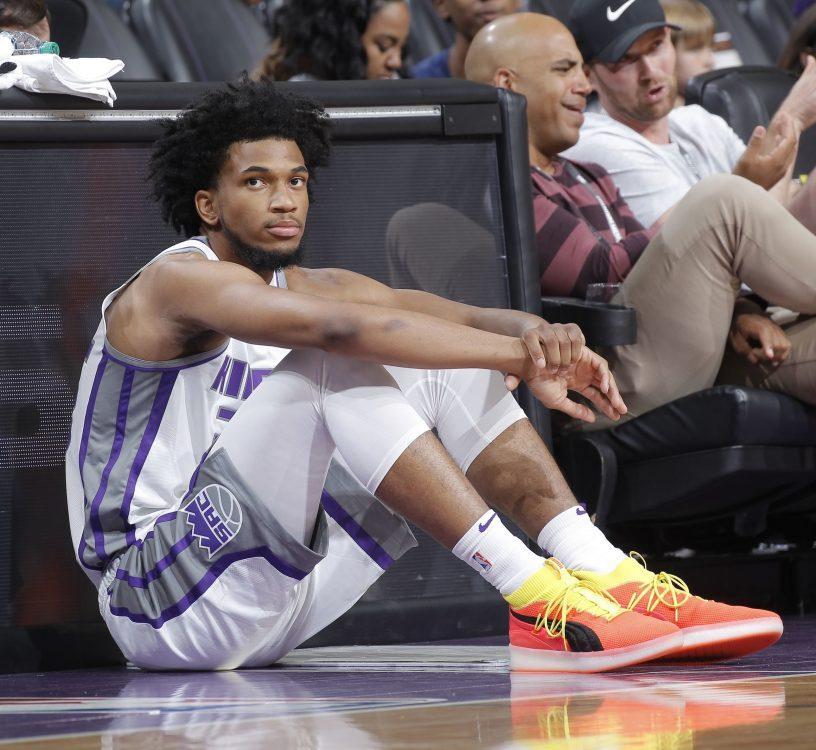 ТОП 10 кроссовочных контрактов новичков в истории НБА