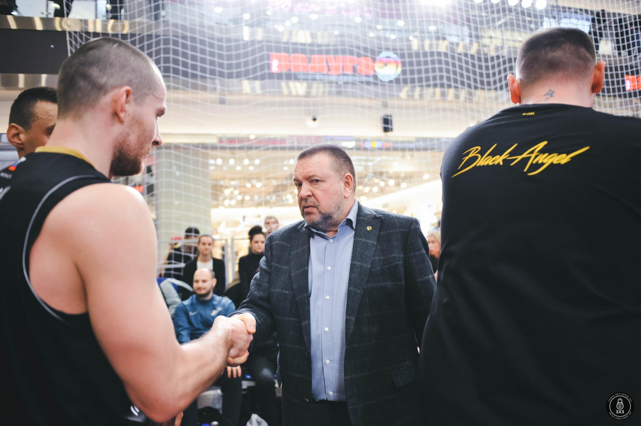 Сергей Фомин: «Российские любители баскетбола 3х3 очень огорчены новостью о переносе Олимпиады»