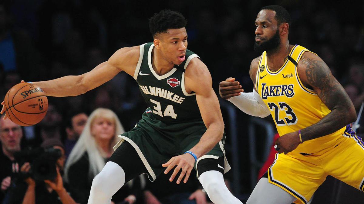 Леброн Джеймс или Яннис Адетокумбо, кто MVP 2019-20?