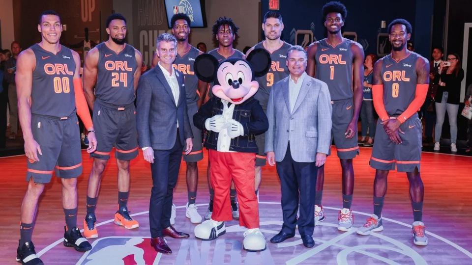 Корона не давит: Орландо готовится к рестарту сезона, НБА тоже.