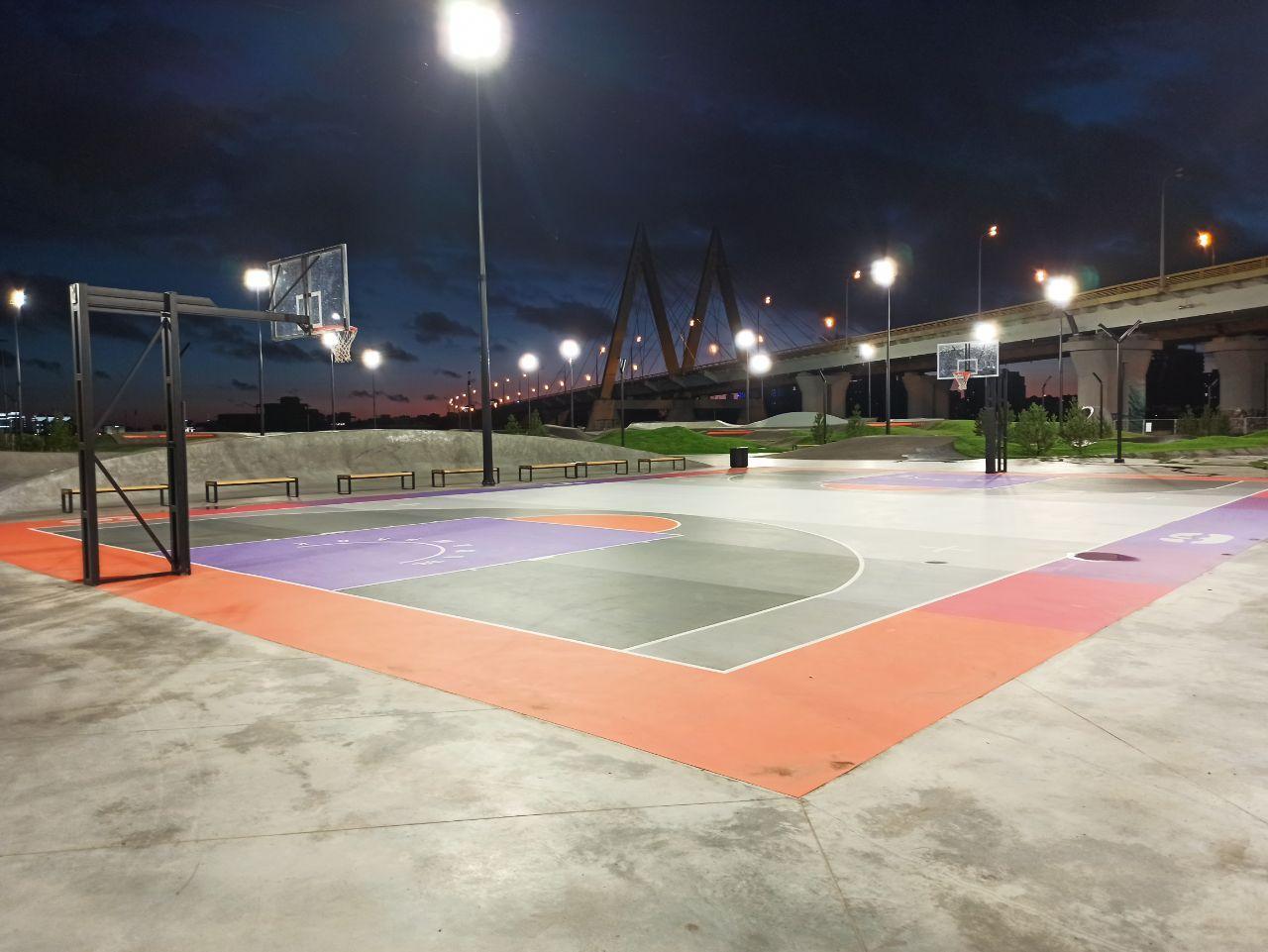Как построить Ракер парк в своём городе